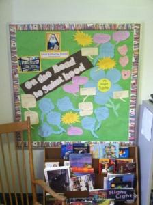 Anna's Bulletin Board